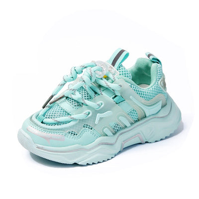 Mesh Breathable Kids Sport Shoes