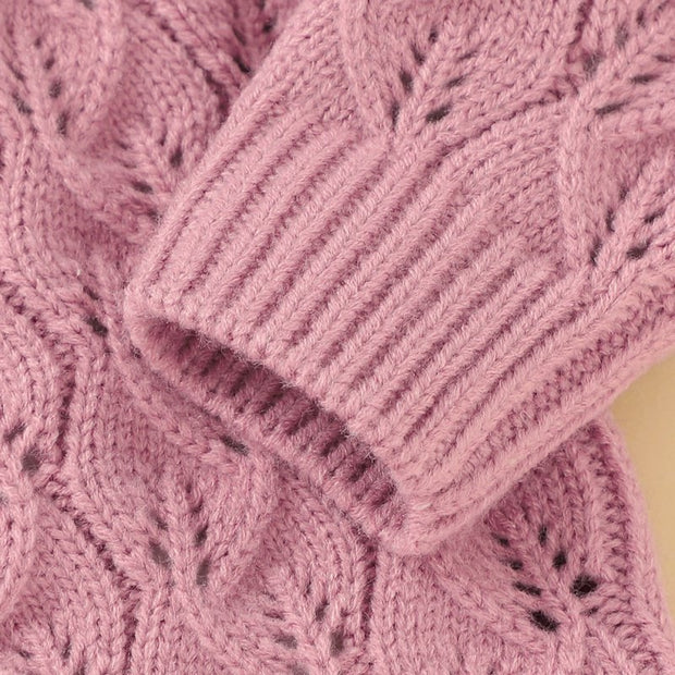 Baby Girl Knitted Sweater