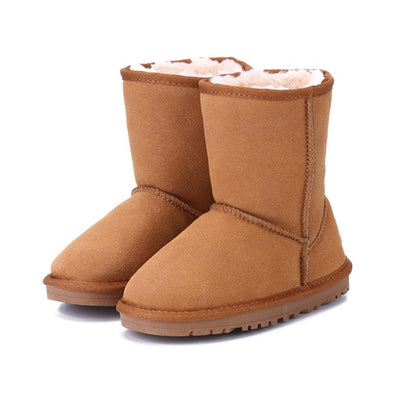 Children hightop boots