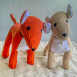 Pair of fabric Dogstars - BRANSTON & PICKLE