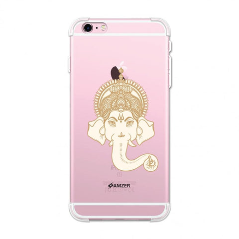 Ganesha Soft Flex TPU Case For Apple