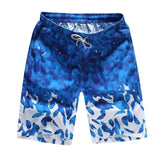 Swimming Shorts Camouflage Quick Dry