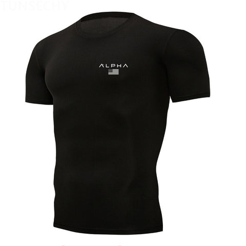 Quick Dry Compression T-Shirts