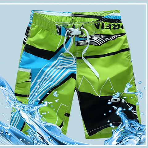Quick Dry Swimming Trunks