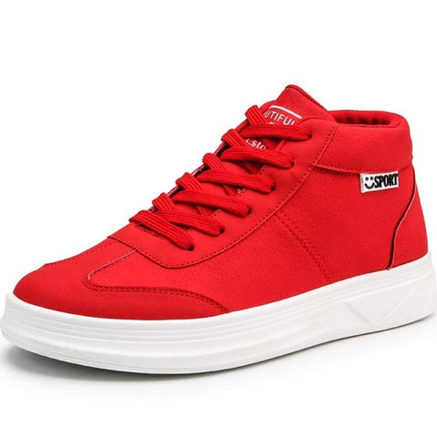 High Top Sporty Man Sneakers