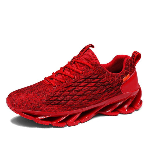 Men's Shoes Blade Bottom Tide Shoes Casual Running Sneakers
