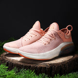 Cushion Running Shoes For Women Breathable Sneakers Non Slip Damping Jogging Sport Shoes Plus size Female Trainers Sport Shoes