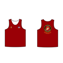 Load image into Gallery viewer, Adult Marine Riders Supporter Red Tank