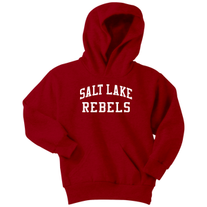Youth Salt Lake Rebels Fanwear Hoodie
