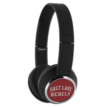 Load image into Gallery viewer, Salt Lake Rebels Headphones