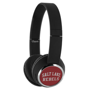 Salt Lake Rebels Headphones