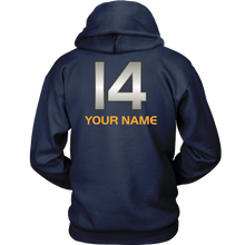 Load image into Gallery viewer, Adult Wheelin' Jazz Personalized Hoodie