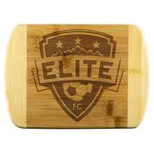 Load image into Gallery viewer, Official Elite Round Edge Wood Cutting Board