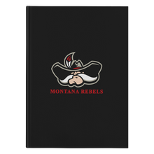 Load image into Gallery viewer, Official Montana Rebels Hardcover Journal