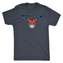 Load image into Gallery viewer, Men's Matheson Junior High School Matheson Triblend T-Shirt