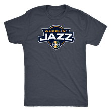Load image into Gallery viewer, Men's Wheelin' Jazz Personalized T-Shirt