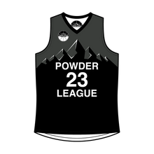 Load image into Gallery viewer, Men's 2020 Powder League Reversible Basketball Jersey