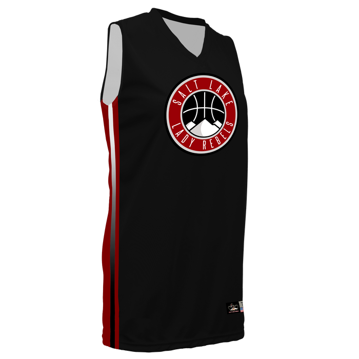 Women's Salt Lake Lady Rebels Reversible Game Jersey