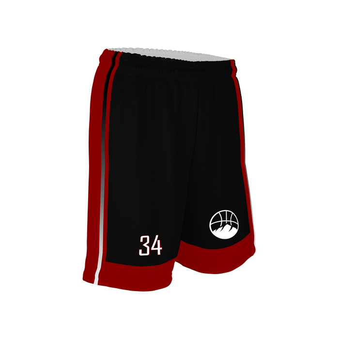 Women's Salt Lake Lady Rebels Reversible Game Short