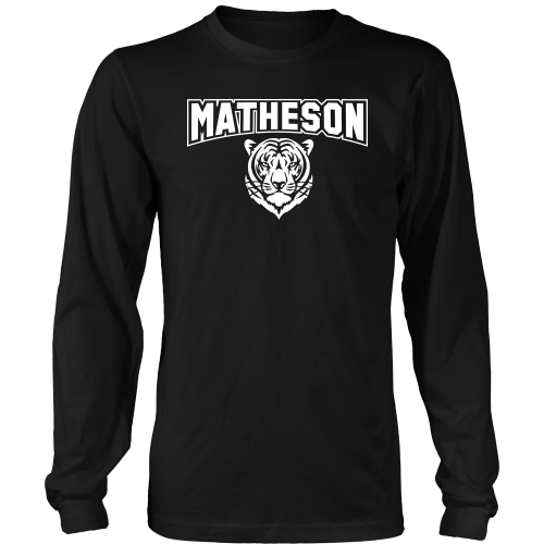 Men's Matheson Junior High School Shooting Shirt