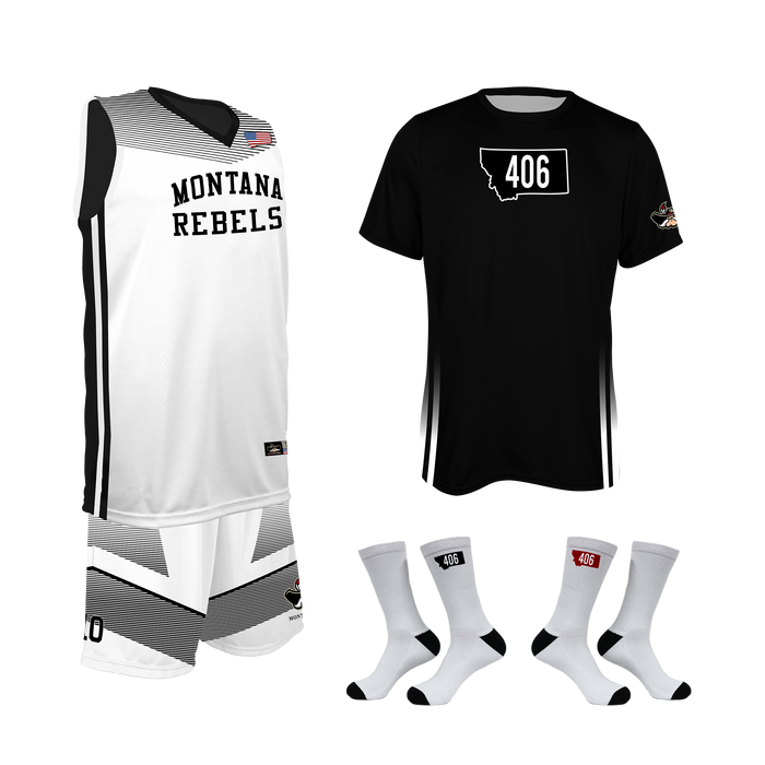 OPTION 1 - Youth Montana Rebels Player Pack