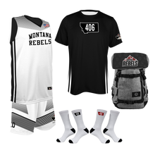 Load image into Gallery viewer, OPTION 3 - Youth Montana Rebels Player Pack