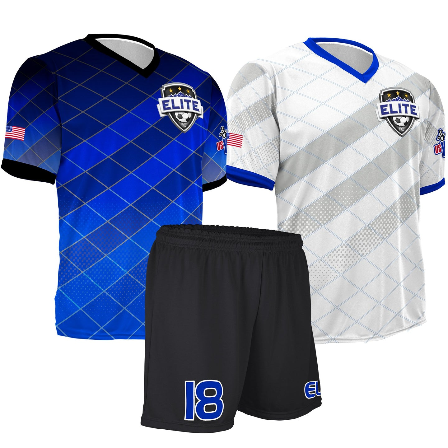 Men's Elite Soccer Bundle