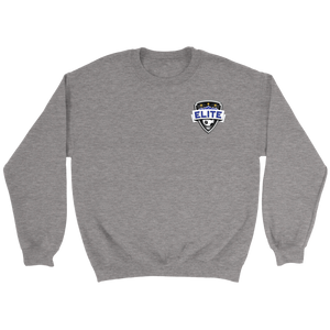 Elite Adult Crewneck Fanwear Sweatshirt