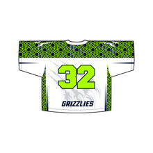 Load image into Gallery viewer, Youth Official Copper Hills Grizzlies Lacrosse Reversible Game Uniform Bundle
