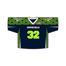 Load image into Gallery viewer, Men's Copper Hills Lacrosse Reversible Game Jersey