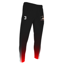 Load image into Gallery viewer, Youth Rebels Warm-Up Pant w/ Ankle Zipper