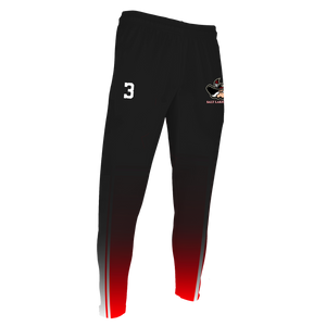 Youth Rebels Warm-Up Pant w/ Ankle Zipper