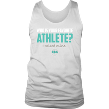 Load image into Gallery viewer, Men's IDA Favorite Athlete Tank