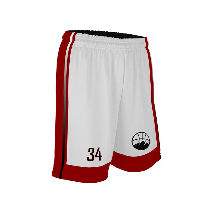 Youth Salt Lake Lady Rebels Reversible Game Short