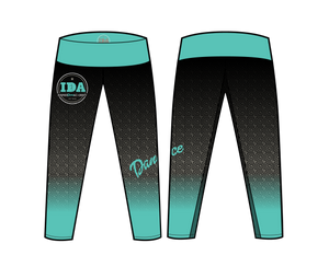 Women's Inspired Dance Academy Maze Legging