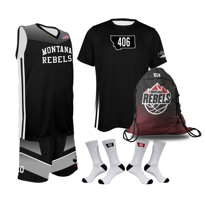 OPTION 2 - Men's Montana Rebels Player Pack