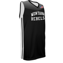 Load image into Gallery viewer, Men's Montana Rebels Reversible Basketball Jersey