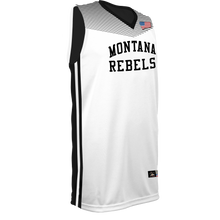 Load image into Gallery viewer, Youth Montana Rebels Reversible Game Jersey