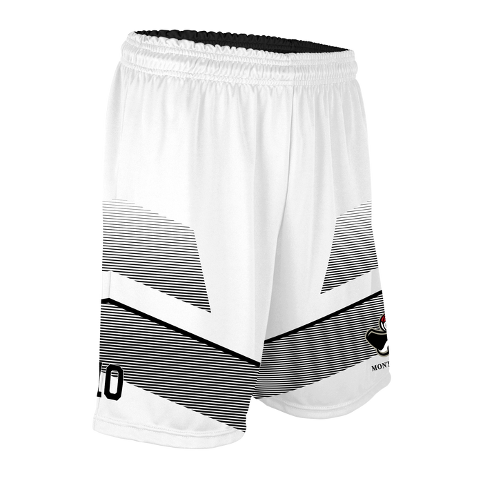 Youth Montana Rebels Reversible Game Short