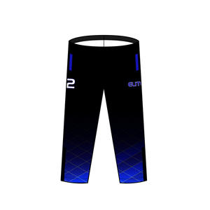 Youth Elite Warm-Up Pant w/ Ankle Zipper