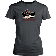 Load image into Gallery viewer, Women's Rebels Fanwear T-Shirt