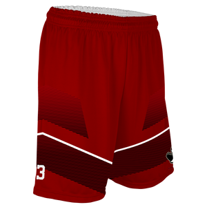 NEW Men's SLC Rebels Reversible Basketball Short