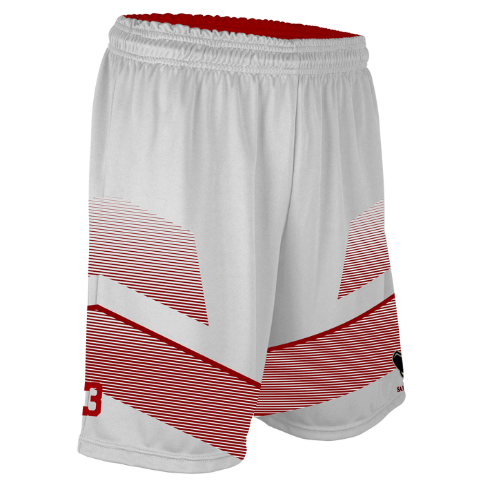 NEW Youth SLC Rebels Reversible Basketball Short