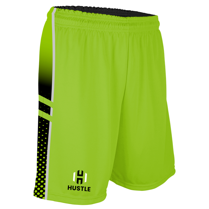 Men's Utah Hustle Reversible Basketball Short
