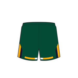 Official Wheelin' Jazz Home Game Basketball Short
