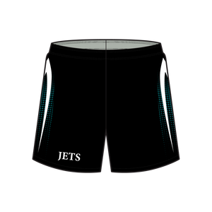 Youth South Weber Jets Reversible Basketball Short