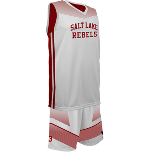 NEW Youth SLC Rebels Reversible Game Uniform