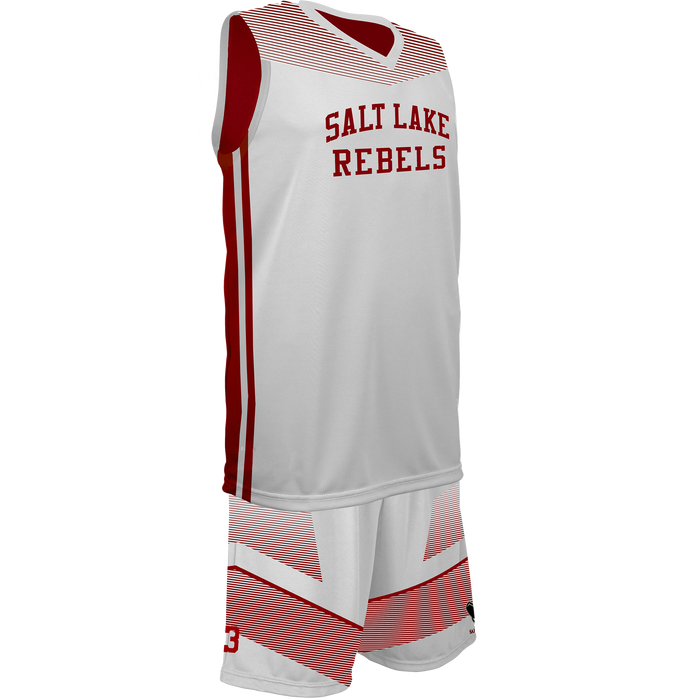 Youth SLC Rebels Reversible Game Uniform