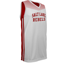 Load image into Gallery viewer, NEW Men's SLC Rebels Reversible Basketball Jersey