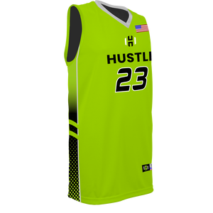 Men's Utah Hustle Reversible Basketball Jersey